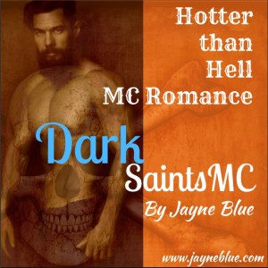 Epic. Sexy. Hotter. Than. Hell. MC Romance.
